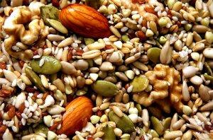 semillas magnesio