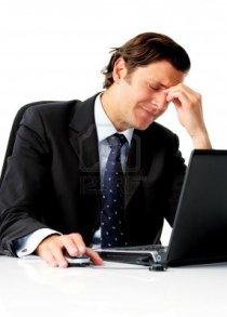 cefalea tabajo estres